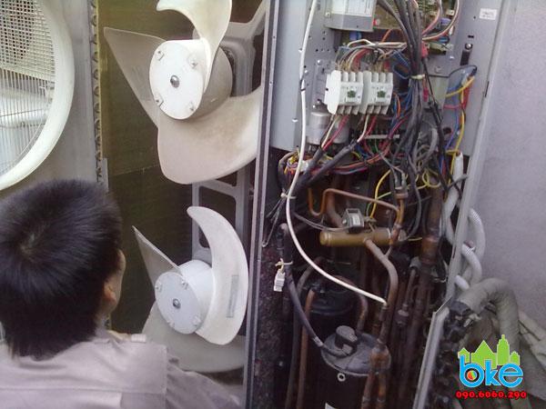 sửa điều hòa công nghiệp tại Hải Dương