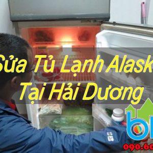 Sửa Tủ Lạnh Alaska Tại Hải Dương