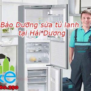 Bảo Dưỡng Sửa Tủ Lạnh Beko Tại Hải Dương