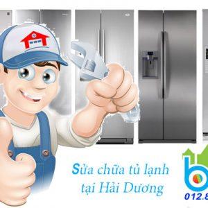 Sửa Tủ Lạnh Frigidaire Tại Hải Dương Nhanh Chóng 24/7