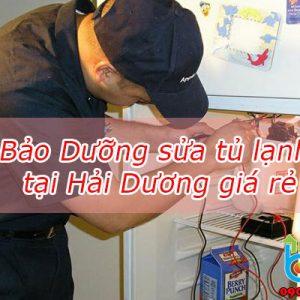 Bảo Dưỡng Sửa Tủ Lạnh Beko Tại Hải Dương Giá Rẻ Uy Tín