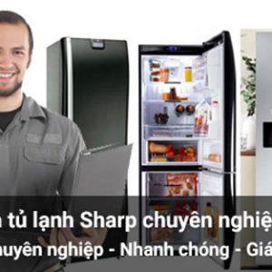 Bảo Dưỡng Sửa Tủ Lạnh Sharp Tại Hải Dương Nhanh Uy Tín
