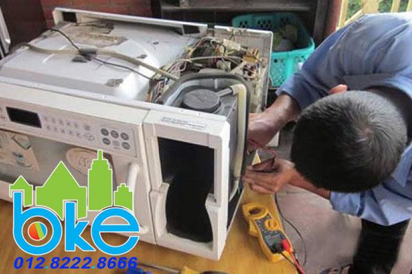 Sửa chữa lò vi sóng tại huyện Kinh Môn