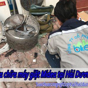 Dịch Vụ Sửa Chữa Máy Giặt Midea Tại Hải Dương Uy Tín Nhanh Chóng