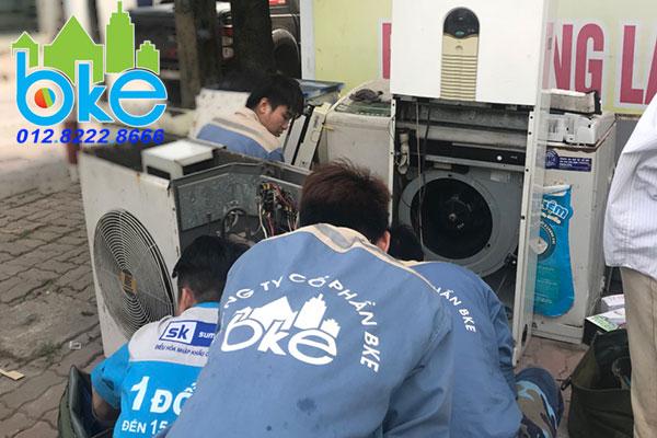 Sửa chữa máy giặt tại Hải Dương