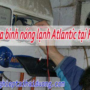 Sửa Chữa Bình Nóng Lạnh Atlantic Tại Hải Dương