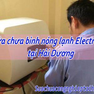 Sửa Chữa Bình Nóng Lạnh Electrolux Tại Hải Dương