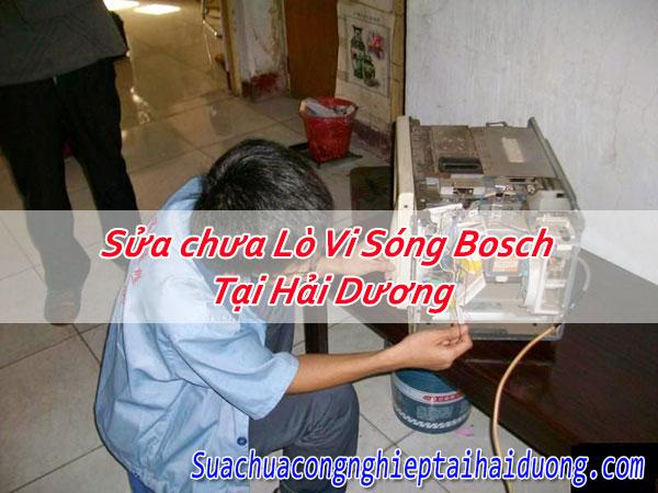 Sửa chữa Lò Vi Sóng Bosch Tại Hải Dương