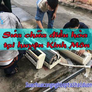 Sửa Chữa điều Hòa Tại Huyện Kinh Môn