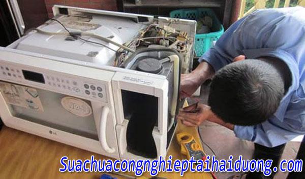 Sửa chữa lò vi sóng tại huyện Thanh Miện nhanh chóng giá tốt