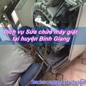 Dịch Vụ Sửa Chữa Máy Giặt Tại Huyện Bình Giang Chuyên Nghiệp