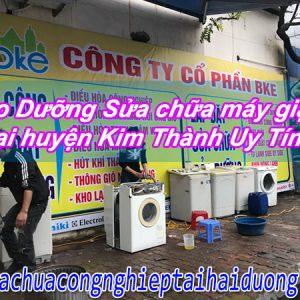Bảo Dưỡng Sửa Chữa Máy Giặt Tại Huyện Kim Thành Uy Tín