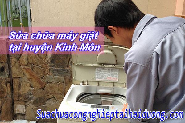Sửa chữa máy giặt tại huyện Kinh Môn uy tín giá rẻ