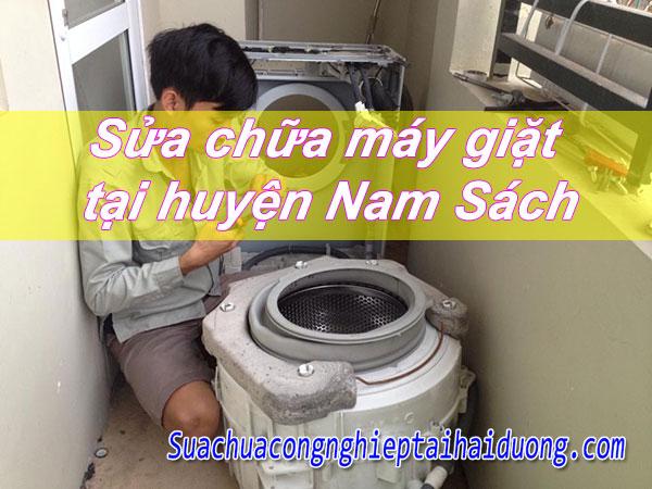 Sửa Chữa Máy Giặt Tại Huyện Nam Sách
