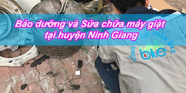 Bảo Dưỡng Và Sửa Chữa Máy Giặt Tại Huyện Ninh Giang