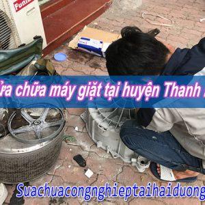 Sửa Chữa Máy Giặt Tại Huyện Thanh Hà