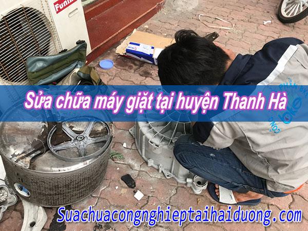 Sửa Chữa Máy Giặt Tại Huyện Thanh Hà Nhanh Giá Rẻ
