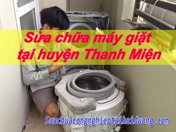 Dịch Vụ Sửa Chữa Máy Giặt Tại Huyện Thanh Miện Chất Lượng Uy Tín