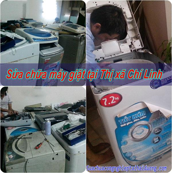 Sửa chữa máy giặt tại Thị xã Chí Linh