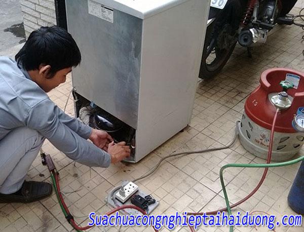 Sửa chữa tủ lạnh tại huyện Bình Giang uy tín chất lượng giá rẻ
