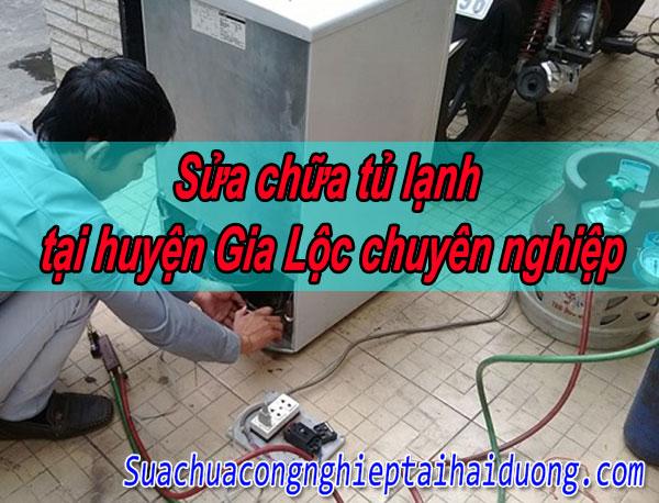 Sửa Chữa Tủ Lạnh Tại Huyện Gia Lộc Chuyên Nghiệp Uy Tín