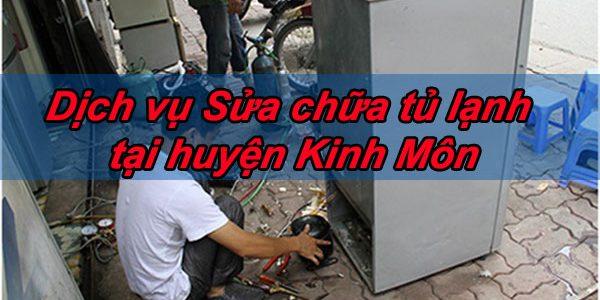 Dịch Vụ Sửa Chữa Tủ Lạnh Tại Huyện Kinh Môn Uy Tín Chuyên Nghiệp