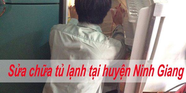Sửa Chữa Tủ Lạnh Tại Huyện Ninh Giang Nhanh Uy Tín Số 1