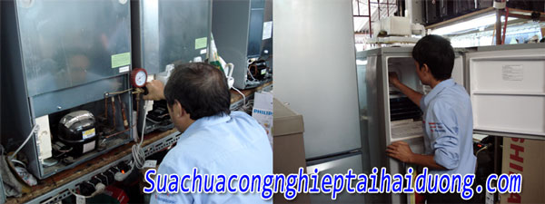 Sửa chữa tủ lạnh tại huyện Ninh Giang