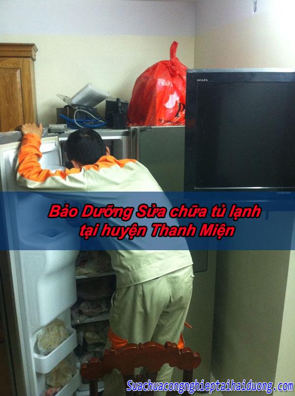 Bảo Dưỡng Sửa Chữa Tủ Lạnh Tại Huyện Thanh Miện Tại Nhà