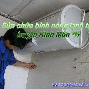 Dịch Vụ Sửa Chữa Bình Nóng Lạnh Tại Huyện Kinh Môn 24/7