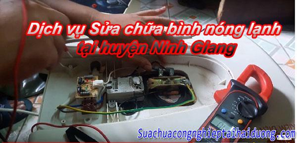 Công Ty Sửa Chữa Bình Nóng Lạnh Tại Huyện Ninh Giang Uy Tín Giá Tốt