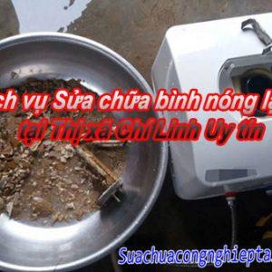 Dịch Vụ Sửa Chữa Bình Nóng Lạnh Tại Thị Xã Chí Linh Uy Tín