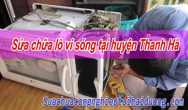 Sửa chữa lò vi sóng tại huyện Thanh Hà