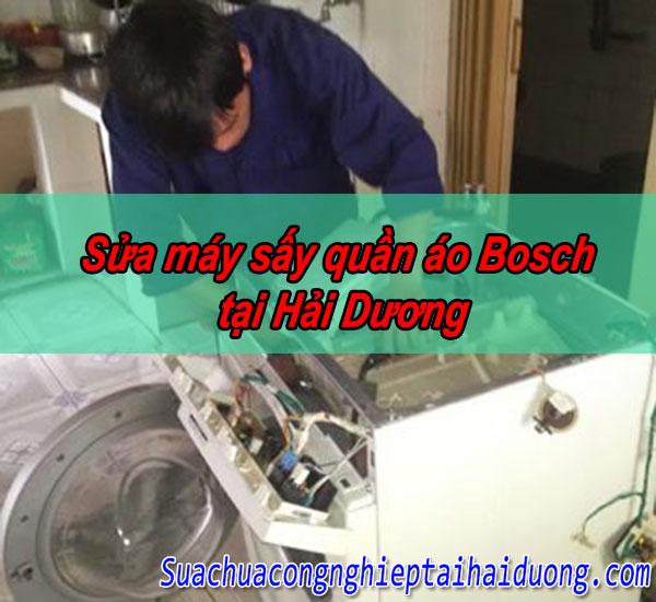 Dịch VụSửa Máy Sấy Quần áo Bosch Tại Hải Dương Tiết Kiệm 10% Chi Phí