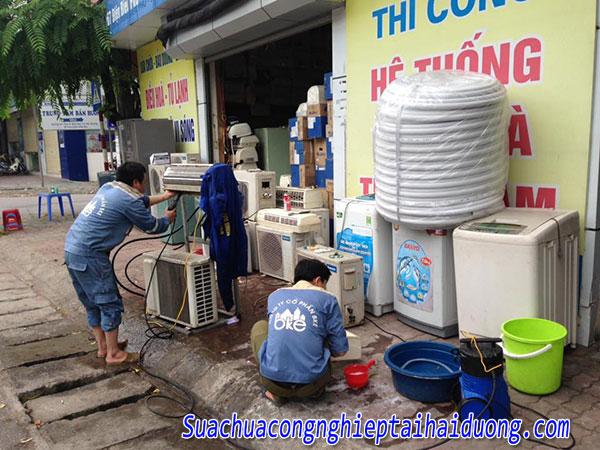 Sửa chữa điều hòa Panasonic tại huyện Kinh Môn