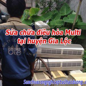 Sửa Chữa điều Hòa Multi Tại Huyện Gia Lộc