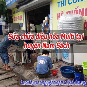 Sửa Chữa điều Hòa Multi Tại Huyện Nam Sách