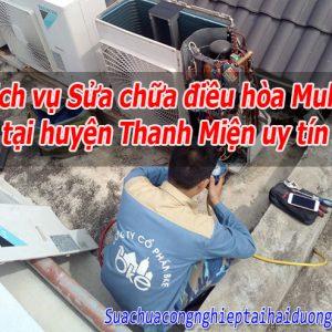 Dịch VụSửa Chữa điều Hòa Multi Tại Huyện Thanh Miện Uy Tín
