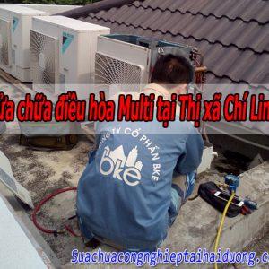 Sửa Chữa điều Hòa Multi Tại Thị Xã Chí Linh