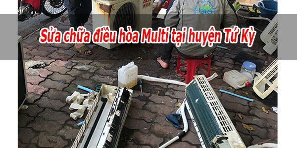 Dịch Vụ Sửa Chữa điều Hòa Multi Tại Huyện Tứ Kỳ Giá Rẻ
