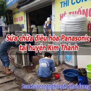 Sửa Chữa điều Hòa Panasonic Tại Huyện Kim Thành