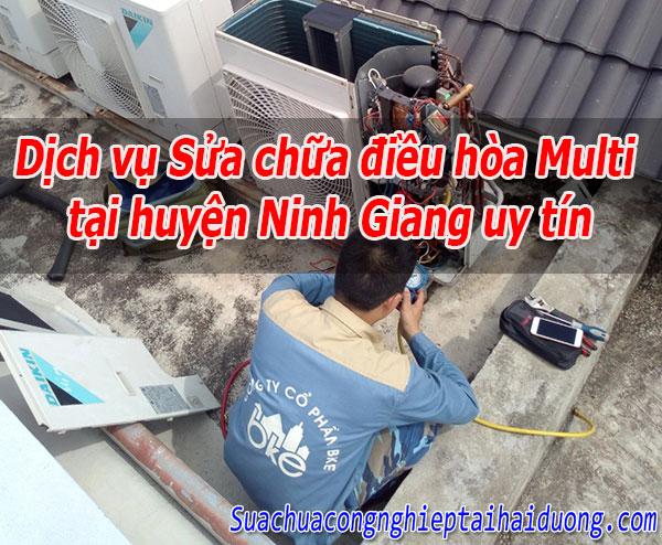 Công Ty Sửa Chữa điều Hòa Panasonic Tại Huyện Ninh Giang Uy Tín