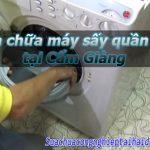 Sửa Chữa Máy Sấy Quần áo Tại Cẩm Giàng Tiết Kiệm 10% Chi Phí Dịch Vụ