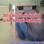 Dịch Vụ Sửa Chữa Máy Sấy Quần áo Tại Kim Thành Uy Tín Chuyên Nghiệp