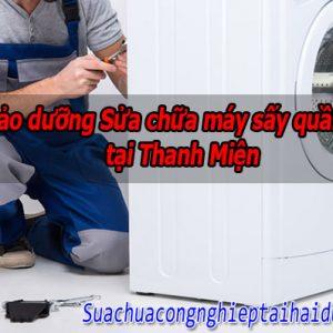 Bảo Dưỡng Sửa Chữa Máy Sấy Quần áo Tại Thanh Miện