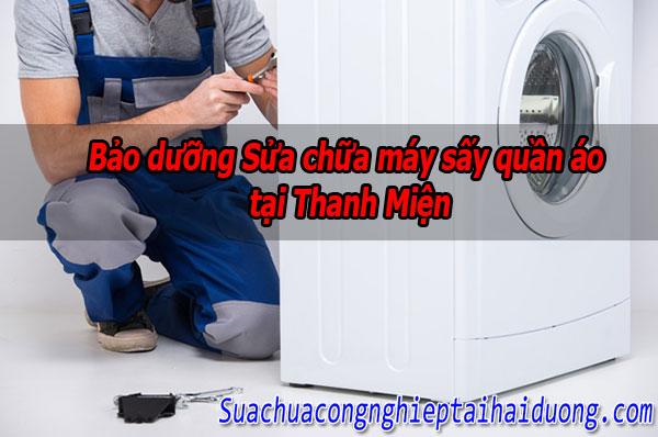 Bảo Dưỡng Sửa Chữa Máy Sấy Quần áo Tại Thanh Miện Uy Tín Giá Rẻ
