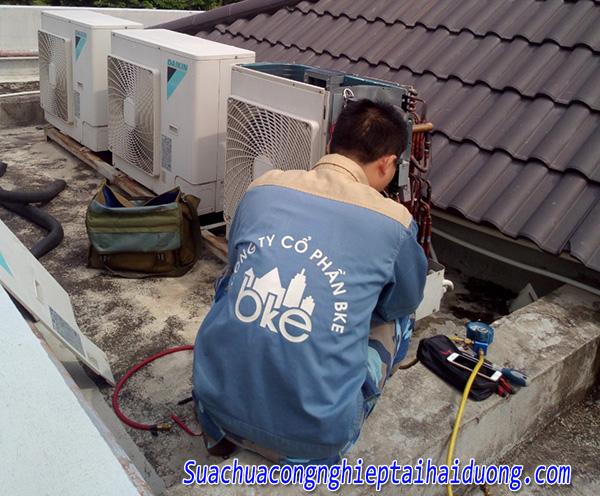 Dịch vụ Sửa điều hòa Panasonic tại huyện Cẩm Giàng - bảo dưỡng tại nhà