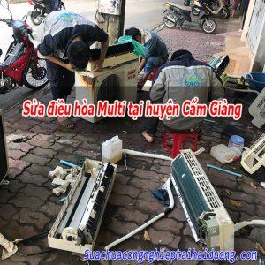 Sửa điều Hòa Multi Tại Huyện Cẩm Giàng