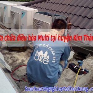 Sửa Chữa điều Hòa Multi Tại Huyện Kim Thành